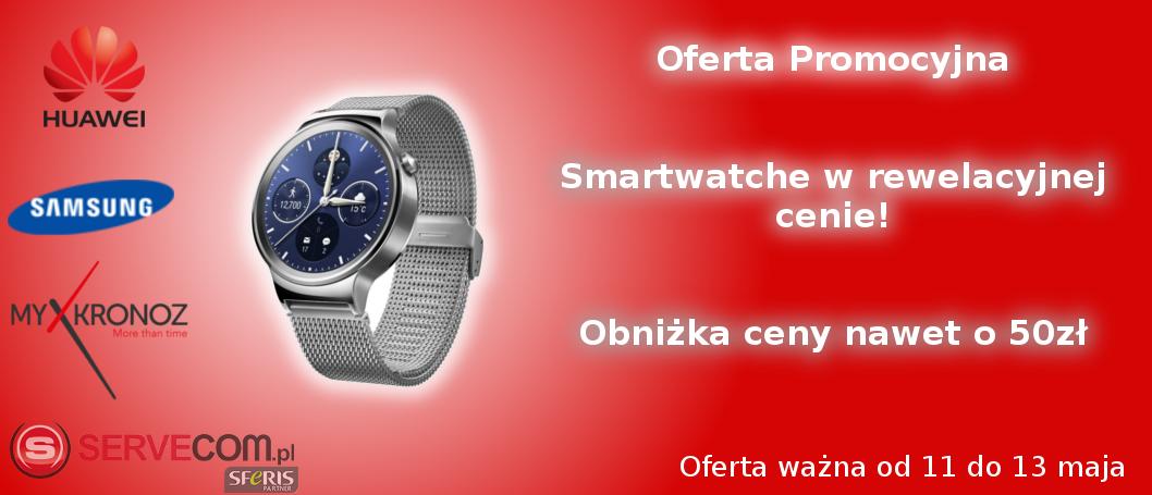 Baner smartwatch