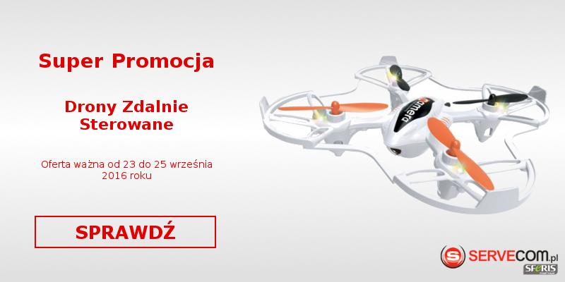 Promocja drony Xblitz