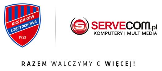 Servecom partnerem RKS Raków