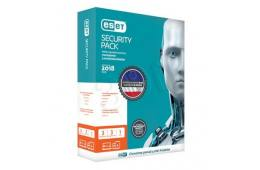 ESET SECURITY PACK (3 stan.; 12 miesięcy; BOX)