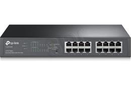 Switch TP-LINK TL-SG1016PE (16x 10/100/1000Mbps)