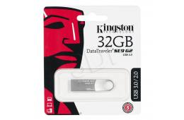 Pendrive Kingston  DTSE9G2/32GB (32GB; USB 3.0; kolor srebrny)