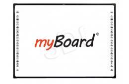 "Tablica interaktywna myBoard 2C 85"" NANO 7925 (85"" / 82""; Ceramiczna)"