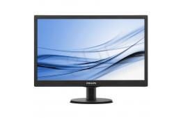 "Monitor Philips 193V5LSB2/10 (18,5""; TN; 1366x768; VGA; kolor czarny)"