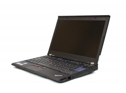 Laptop Lenovo Thinkpad X220 12 I5 2520m 4gb 120gb Ssd Kamera Windows 7 Pro Klasa A