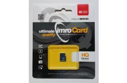 Karta IMRO 4/8G (8GB; Class 4; Karta pamięci)