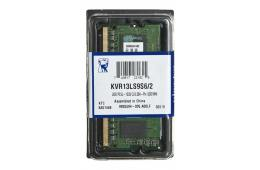 Pamięć Kingston KVR13LS9S6/2 (DDR3 SO-DIMM; 1 x 2 GB; 1333 MHz; CL9)
