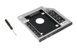 kieszeń na dysk uniwersalna SATA HDD 9.5 mm SSD HDD